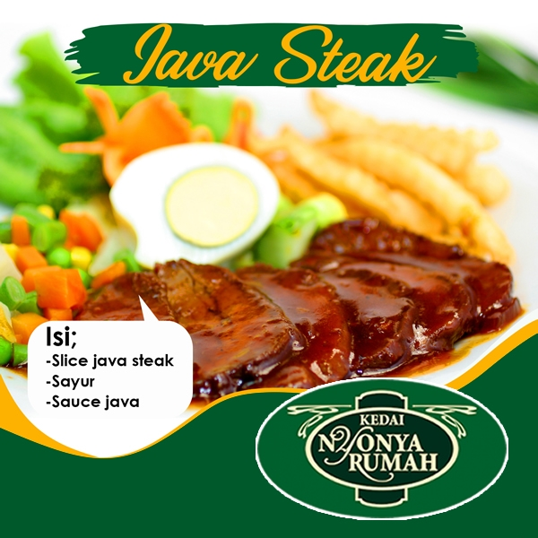 JAVA STEAK