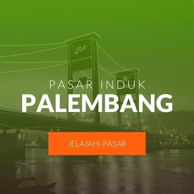 Paskomnas Pasar Induk Palembang
